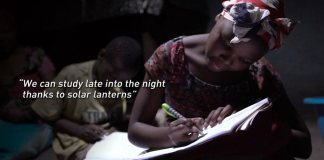 Panasonic Fulfills 100 Thousand Solar Lanterns Project in Centenary Year