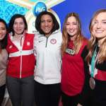 Procter and Gamble Discusses Gender Bias with Global Olympians