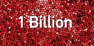 Shutterstock Celebrates 1 Billion Licenses Sold