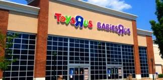 """Toys""""R""""Us to Wind Down US Business"""