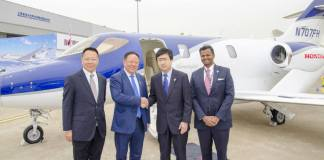 HondaJet Expands Operations in Guangzhou Baiyun International Airport
