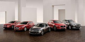 Mazda Kelley Blue Book Awards 2018