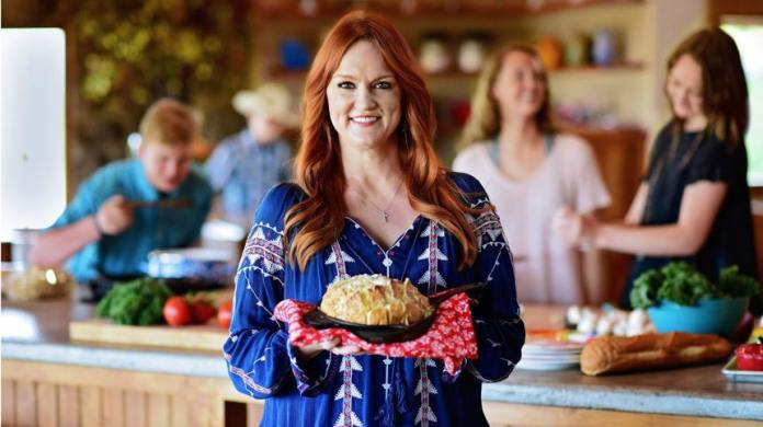 Ree Drummond The Pioneer Woman Partners with Earthbound Brands