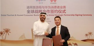 Huawei Signs Global Strategic Partnership with Dubai Tourism
