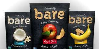 bare snacks pepsico