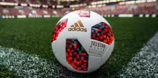adidas 2018 FIFA World Cup Russia Official Ball Telstar Mechta