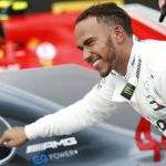 Mercedes-AMG Petronas Motorsport F1 Lewis Hamilton