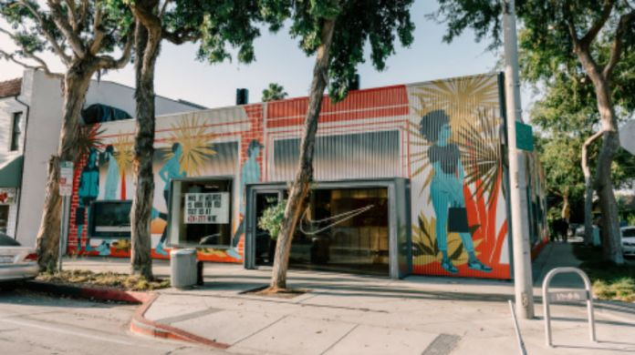 Nike Live New Concept Store by Nike by Melrose Exterior