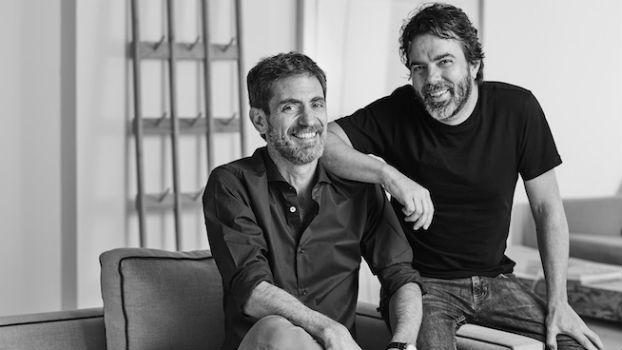 Pablo Sanchez Rubio and Diego Medvedocky Grey Argentina