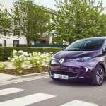 Paris Groupe Renault Urban Electric Mobility Services Vision
