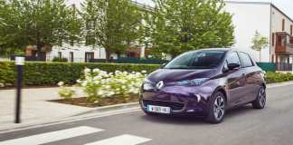Paris Groupe Renault Urban Electric Mobility Services Vision