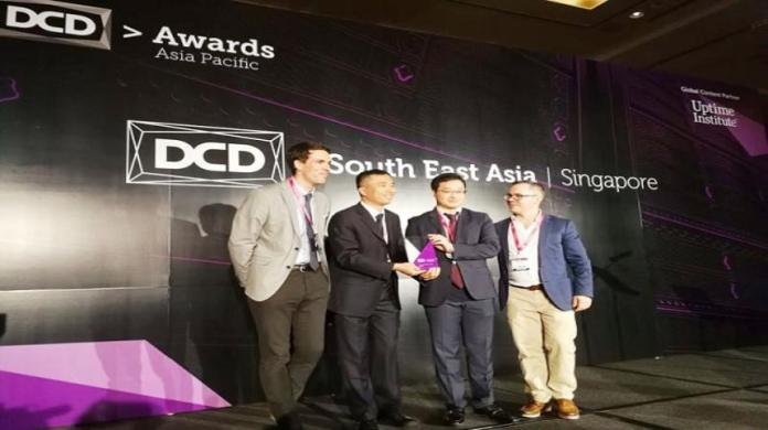 Huawei Wins Smart Data Center at the DCD Awards