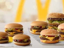 McDonald's Reveals Changes to its Classic Burgers