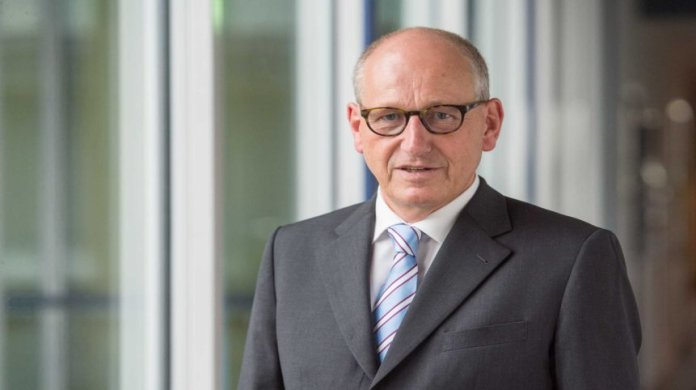 Andreas Wendt Named BMW Member for Purchasing