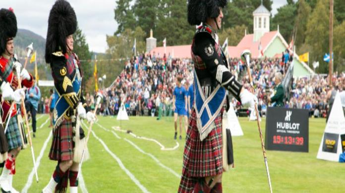 Hublot Celebrates Third Year Partnership with The Braemar Gathering