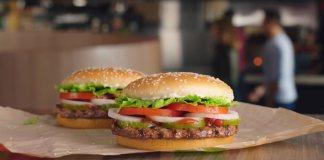 burger king aor