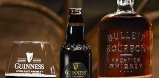 guinness stout bulleit