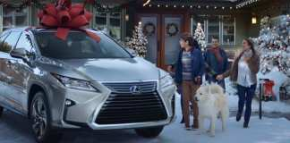 lexus december remember