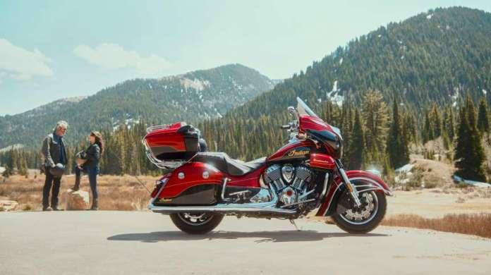 indian motorcycle elite