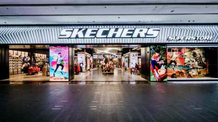 skechers china store