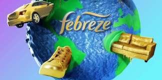 febreze the freshness