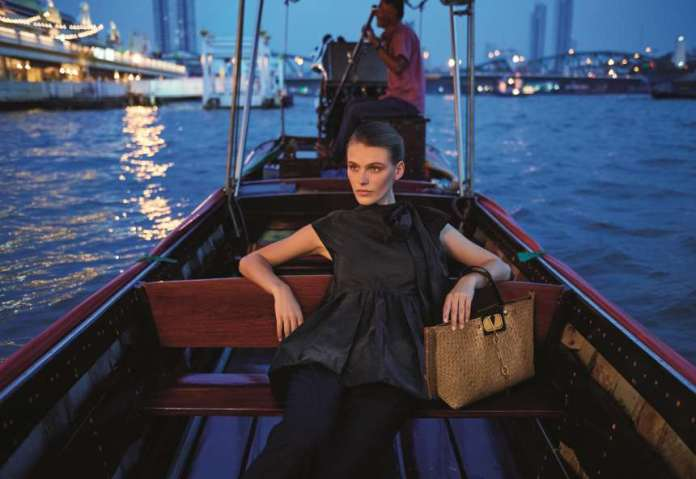 Neiman Marcus unveils travel-themed exclusives with new luxury line.