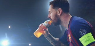 gatorade leo messi