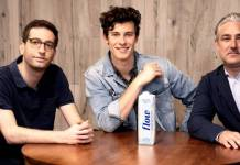 Flow Alkaline Spring Water Gets Shawn Mendes as Partner