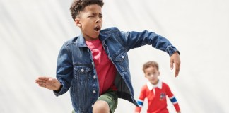 Gap Celebrates Back To School with the Launch of 'Forward' Campaign