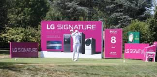 LG SIGNATURE 2019 Evian Championships