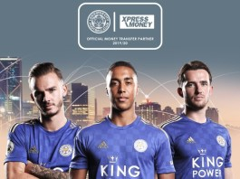 Leicester City Football Club and Xpress Money Announce New Partnership