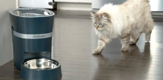 PetSafe Introduces Alexa Integrated Automatic Pet Feeder