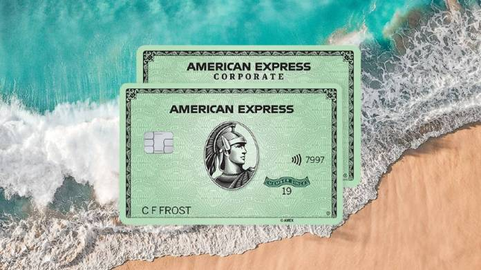 American Express & Parley Consumer_&_Corporate_Green_Cards