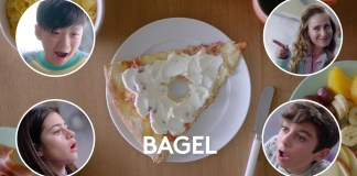 Philadelphia Cream Cheese lets you turn anything into a bagel