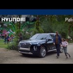 Hyundai Palisade campaign by INNOCEAN USA 2019
