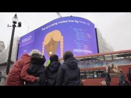 BT teaches children to code in iconic London landmark takeover