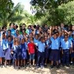 Crocs Priyanka Chopra Jonas UNICEF