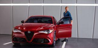 Alexander Skarsgård stars in latest Alfa Romeo campaign
