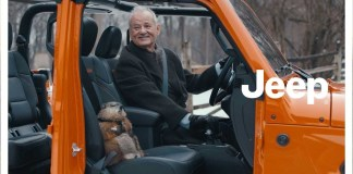 "Jeep makes it 1993 again with ""Phil Connors"" reprise"