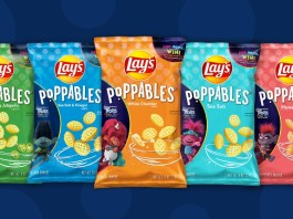 Lay's and Dreamworks Animation Trolls debut new Lay's Poppables