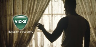 Vicks: a little #TouchofCare goes a long way