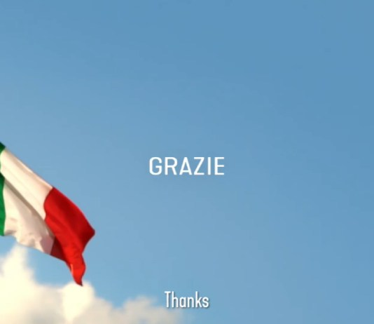 "The Barilla Group's big ""Thank You"" to the Italy that stands strong"
