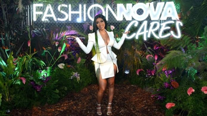 Fashion Nova Launches Fashion Nova Cares With Cardi B