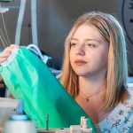 John Lewis reopens textiles factory to makes gowns for the NHS