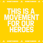 Adidas gives back to frontliners with latest #HomeTeamHero challenge