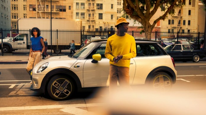 MINI appoints a Anomaly London as its new creative and digital agency