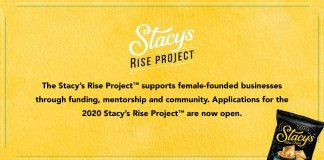 Stacy's Pita Chips mentorship programme returns to help more women rise