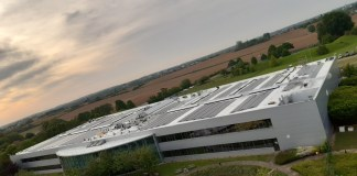 Toyota Motor generates renewable electricity at Brussels Head Office