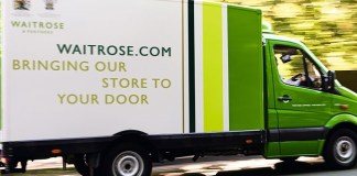 Waitrose opens a six-acre customer centre to double its online orders