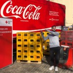 Coca-Cola supports Red Cross and Red Crescent teams around the world